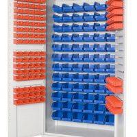 Verktygsskåp för plastbackar